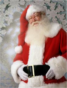 Babbo Natale a Perugia