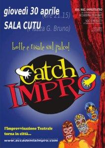 Catch Imprò a Perugia