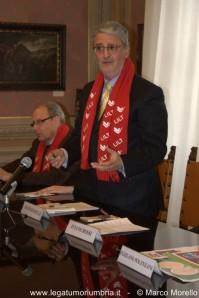 Professo Antonio Rulli LILT Umbria