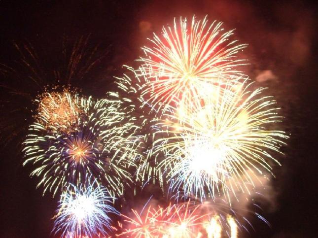 Fuochi Artificio Capodanno